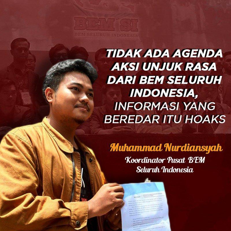 Korpus BEM SI Muhammad Nurdiyansyah