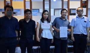 Buruh PT. Indonesia Epson Industry