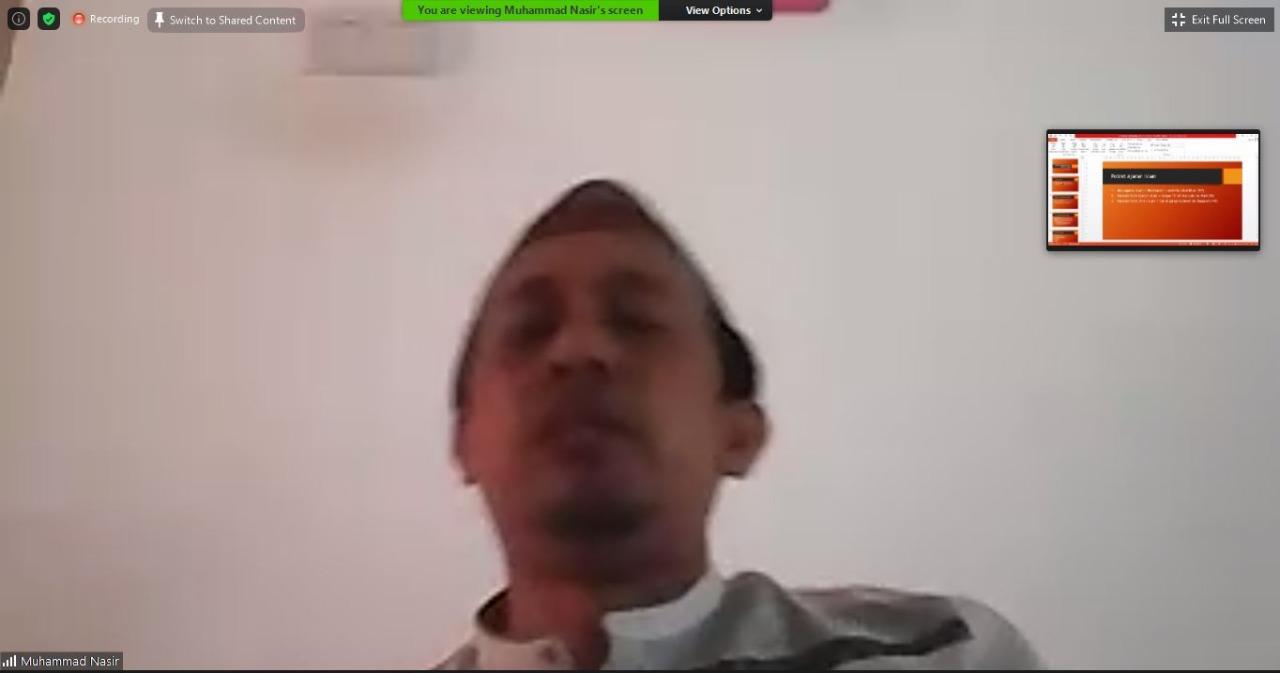 Nasir STAIN Majene